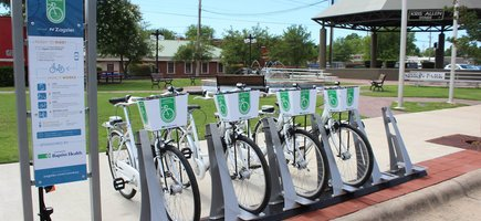 Conway Bike Share